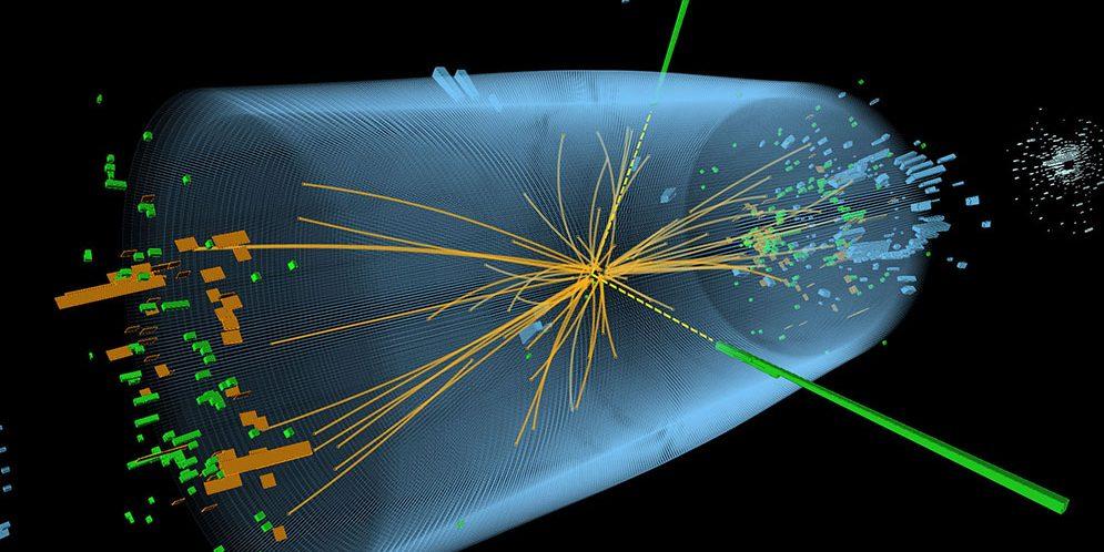 Del electrón al bosón de Higgs y un breve paseo por la antimateria